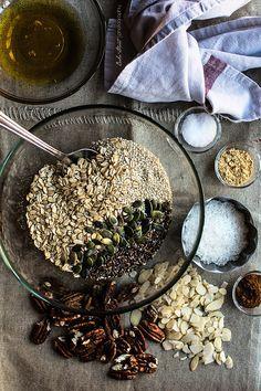 Cómo hacer granola casera con especias - Bake-Street.com