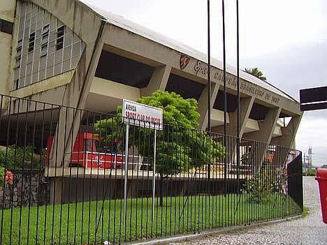 """""""Sport Club do Recife"""". Sede Social. Recife. Estado de Pernambuco, Brasil."""