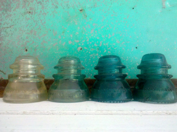 59 Best Images About Glass Insulators On Pinterest