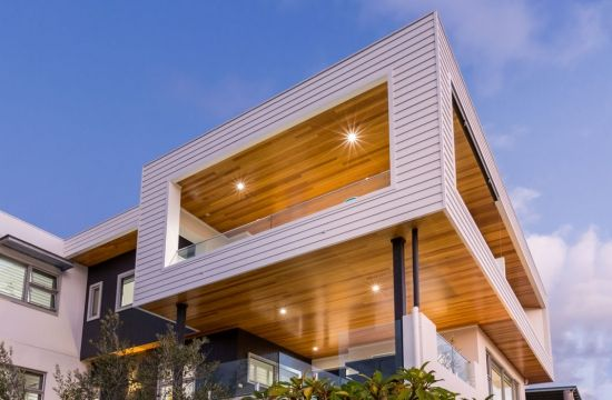 10/10 This modern facade is jaw dropping!