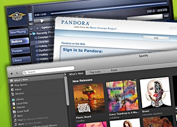 Spotify, Slacker, or Pandora: Which Streaming Music Service Is Right For You?