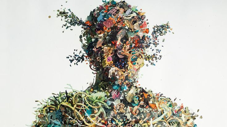 Image result for Dustin Yellin