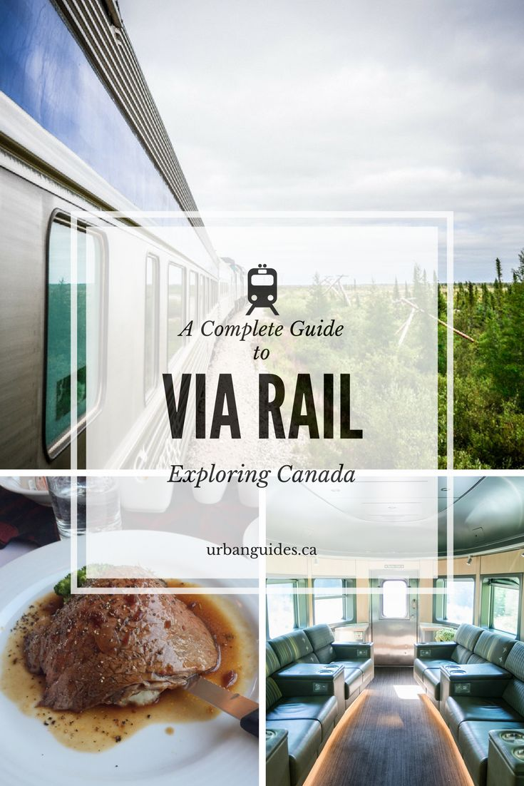 There has never been a better time to explore Canada with VIA Rail - in July youth (ages 12-25) can buy a Summer Youth Pass for $150 and travel across Canada in economy class as much as they want!