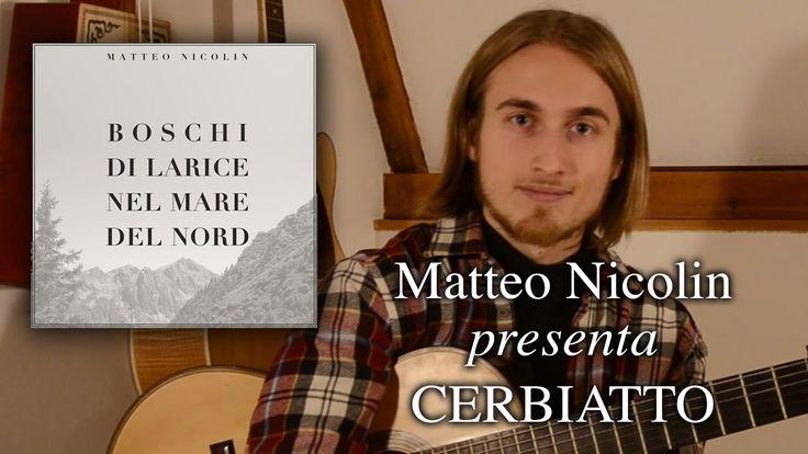 Matteo Nicolin presenta CERBIATTO (Incendio Nella Foresta) - Play Audio