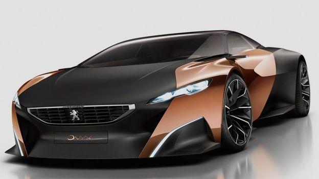 Paris Motor Show 2012: Cars of the future | Peugeot Onyx | T3