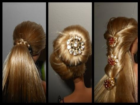 Best Barbie Hairstyles Images On Pinterest Barbie Clothes - Barbie hair style drawing