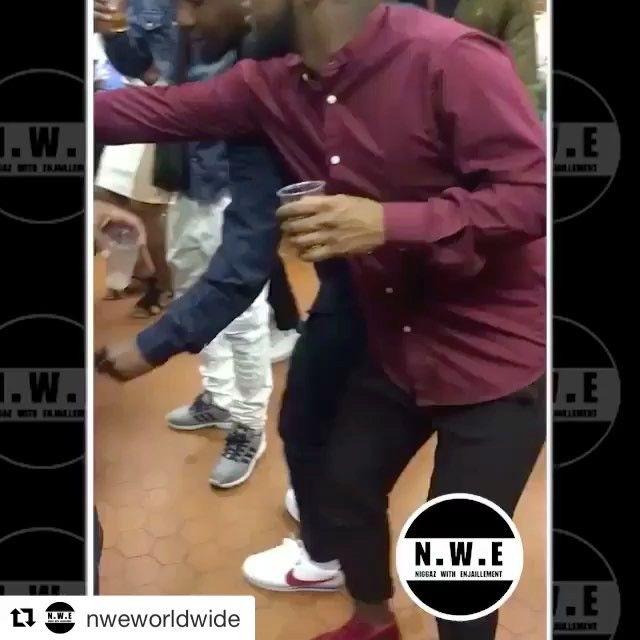 Quando percebes que já é sexta-feira ! Que alegria ! Boa sexta-feira ! Fiquem felizes ! TRACE Toca, a paixão da música ! -- #Repost @nweworldwide ・・・ Cabo Verde 🇨🇻 🔥🔥👌🏾 #NWE