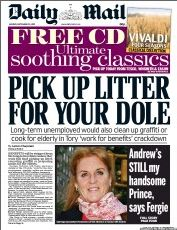 Daily Mail 30 September 2013