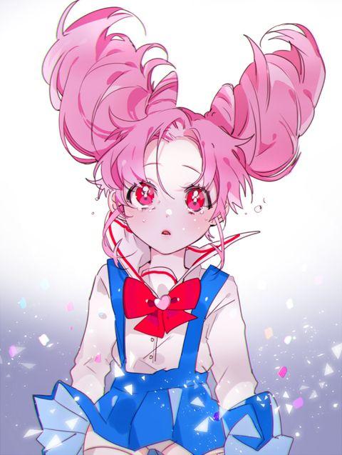 「ちびうさ」/「piyo/ピヨ」のイラスト [pixiv]   Anime!   Sailor chibi moon ...