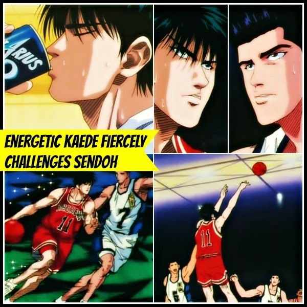 Slam Dunk Sendoh Vs Rukawa 232 best images about ...