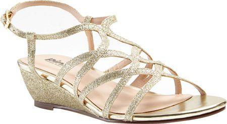 Women s Pink Paradox London Opulent Wedge Sandal