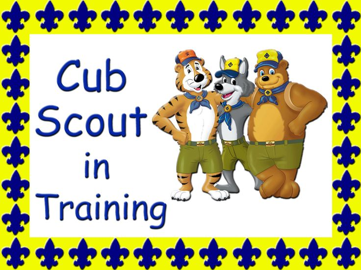 17 Best images about Cub Scouts on Pinterest | Wolves, Coloring ...