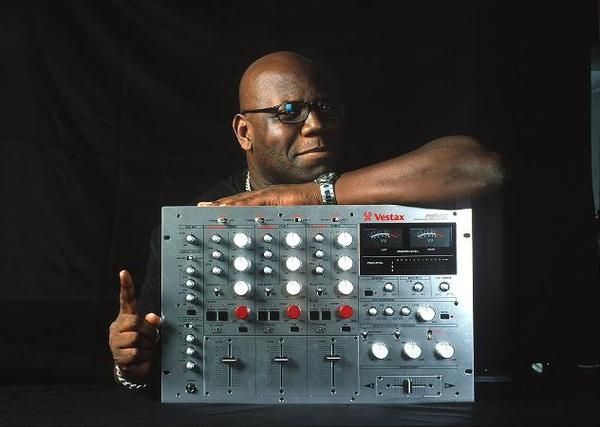 Carl Cox and his Vestax PMC-CX | Mixers Old School in 2019 ...