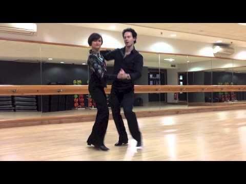 1aaa No2 International Jive Intermediate Inspiration 2 Dance London - YouTube