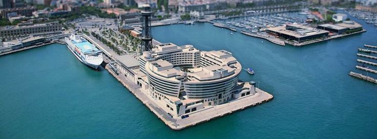 parking barcelona world trade center