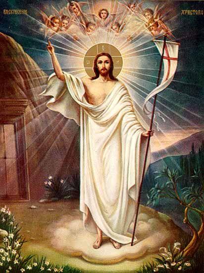 Jesus Fonte de Luz: TEMPO PASCAL–O GRANDE DOMINGO