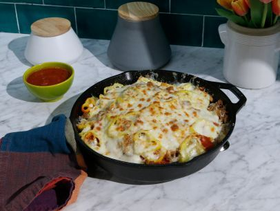 Get this all-star, easy-to-follow Pizza Fries recipe from Kitchen Sink