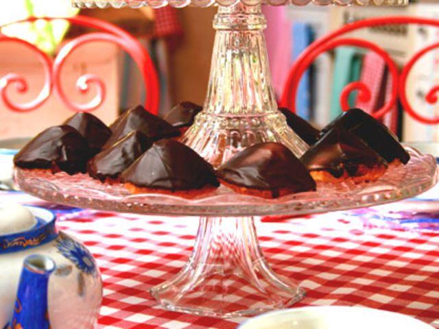 Chokladbiskvier (kock Leila Lindholm)