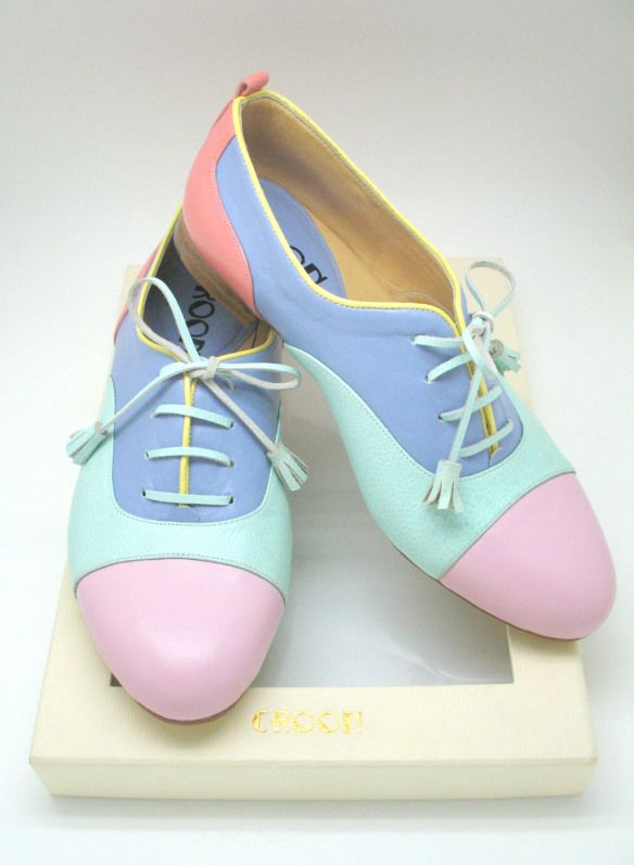croon oxfords