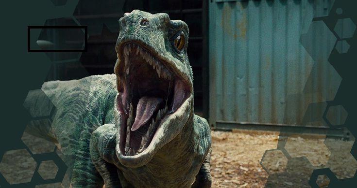skaner 3D artec Jurassic World
