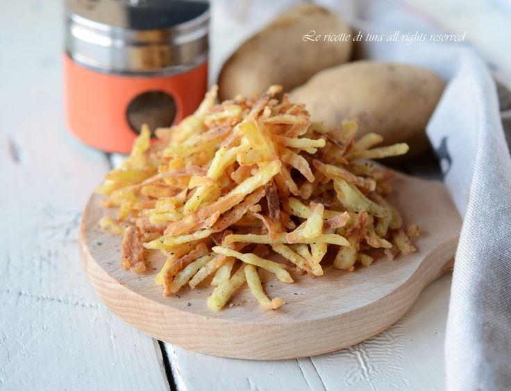Stick di patate fritte