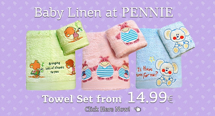 Baby Linen at Pennie