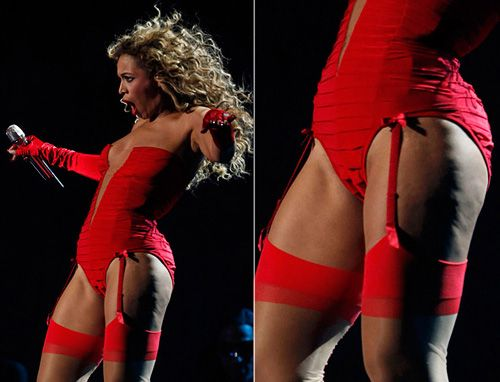 Beyonce with Cellulite Cellulite is my bug bare