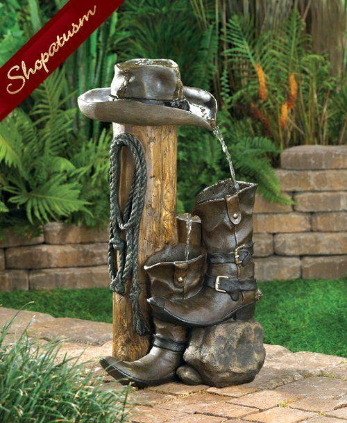 27 best Indoor Outdoor Garden Fountains images on Pinterest | Bed ...