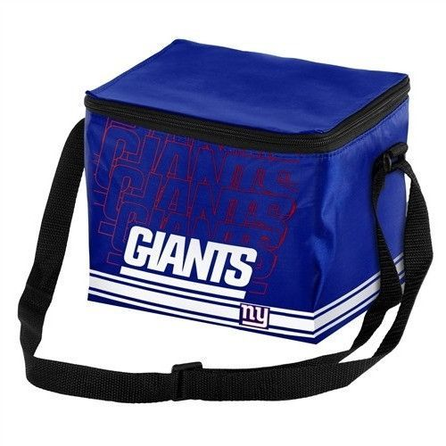 New York Giants Impact 6 Pack Cooler