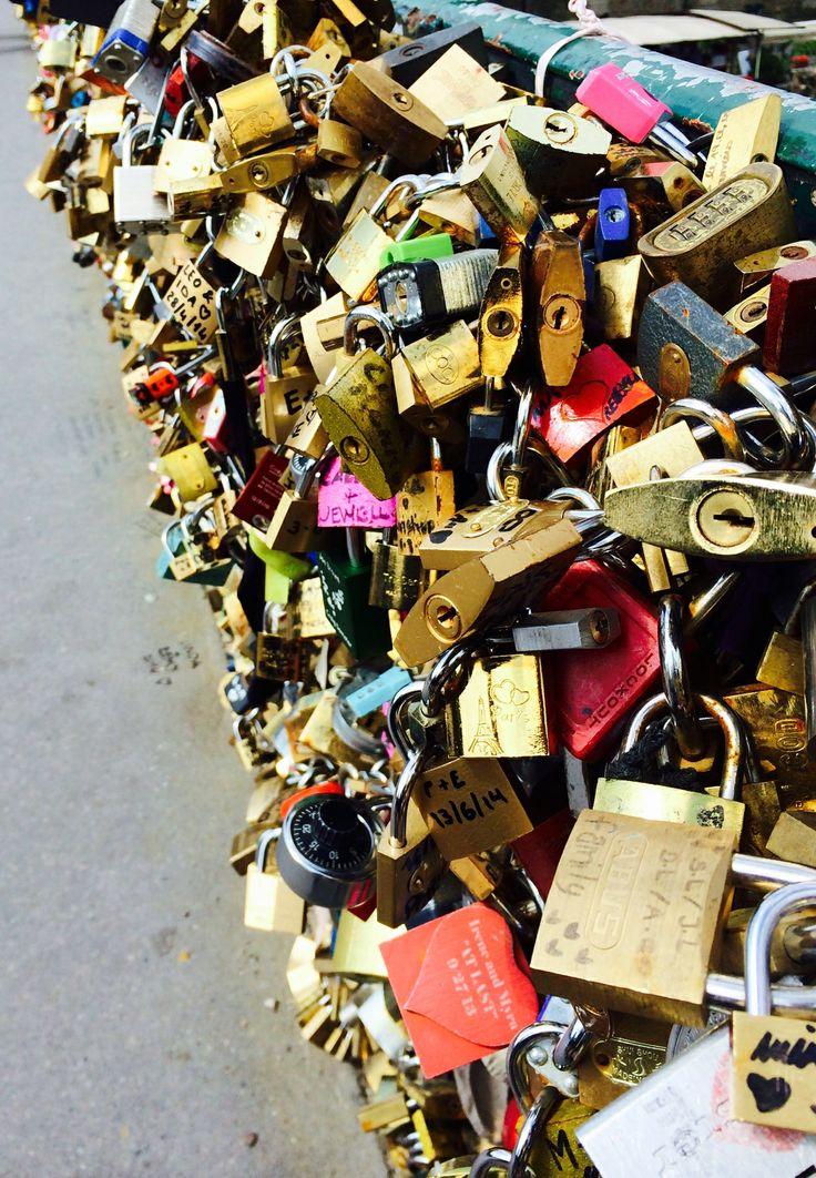 Love Lock Bridge - Paris, France  http://www.dhgate.com/product/new-micro-g-pen-gpen-vaporizer-2-pen-set/184952764.html