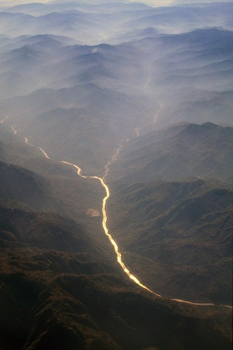 W7 River Indus, Pakistan | (10 Beautiful Photos)