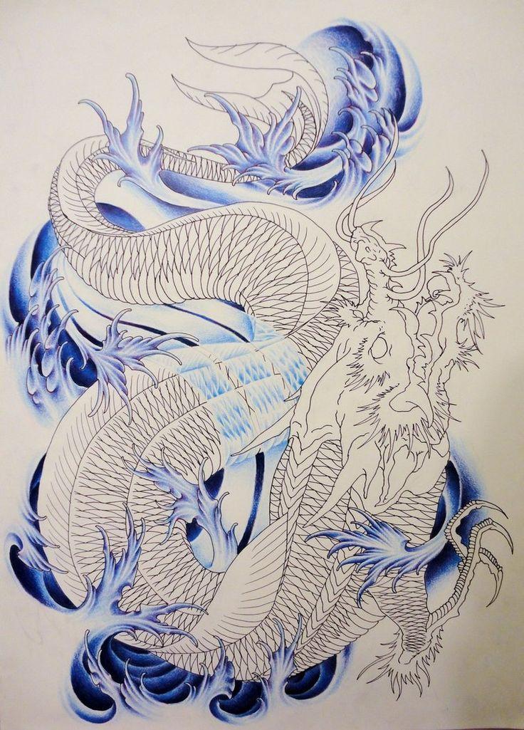Koi Dragon Project Part II by ElTri on deviantART