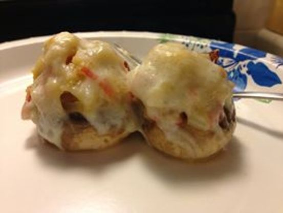 Red Lobster Crab Stuffed Mushrooms Recipe - Food.com