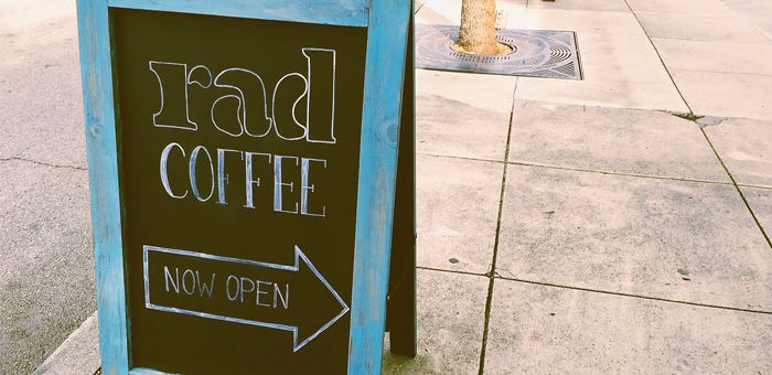 Rad Coffee Co | Upland CA's first specialty coffee shop!