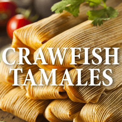 Chef David Guas visited The Talk Food Festival to show the ladies how to make a delicious meal of Crawfish Tamales, which are a great idea for entertaining.