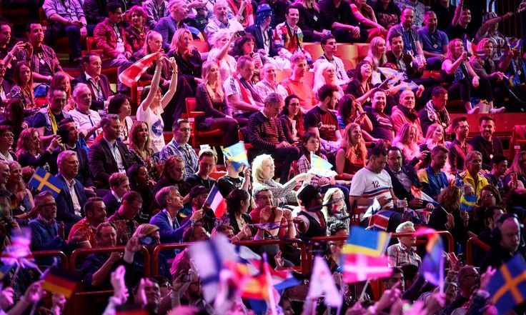 It's the moment you've all been waiting for … will it be Russia's night, or Ukraine's, or Justin Timberlake's time to shine?