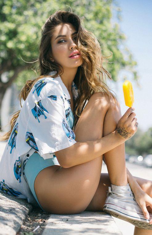 "elegant-girls: "" Cristal Serrano """