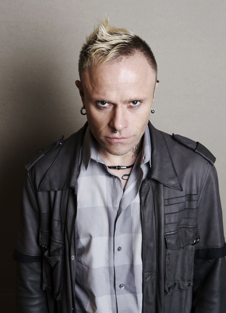 Keith Flint    love this pic