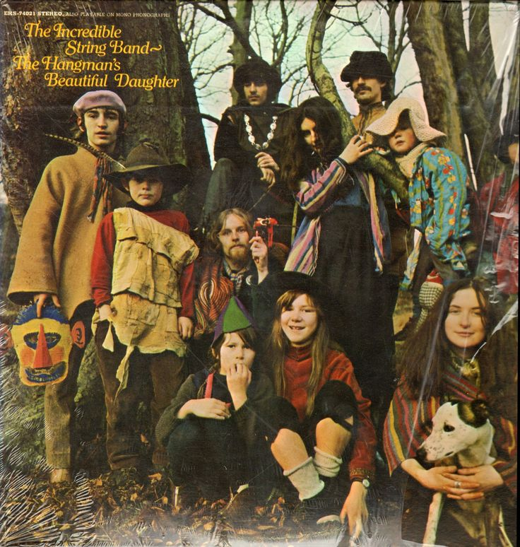 Landscapism: The Incredible String Band - Be Glad For the Song Has No Ending