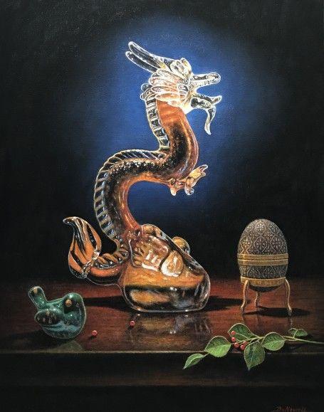 The Glass Dragon