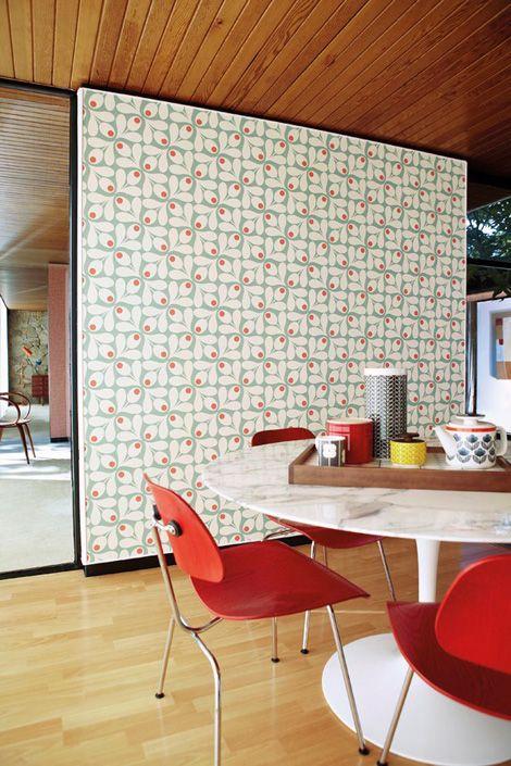 158 besten Tapeten Bilder auf Pinterest Tapeten, Workshop und - moderne wandgestaltung mit tapeten