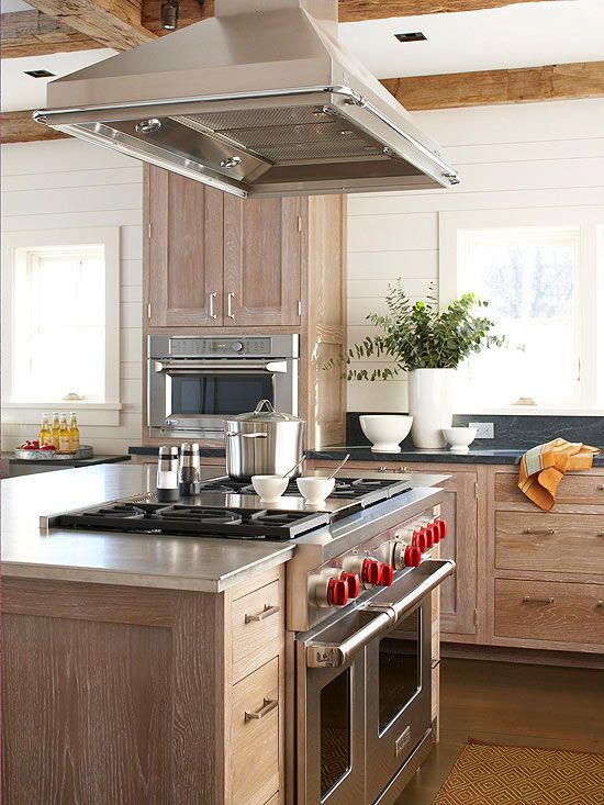 17 Best Ideas About Island Stove On Pinterest Craftsman Kitchen Fixtures Craftsman Kitchen