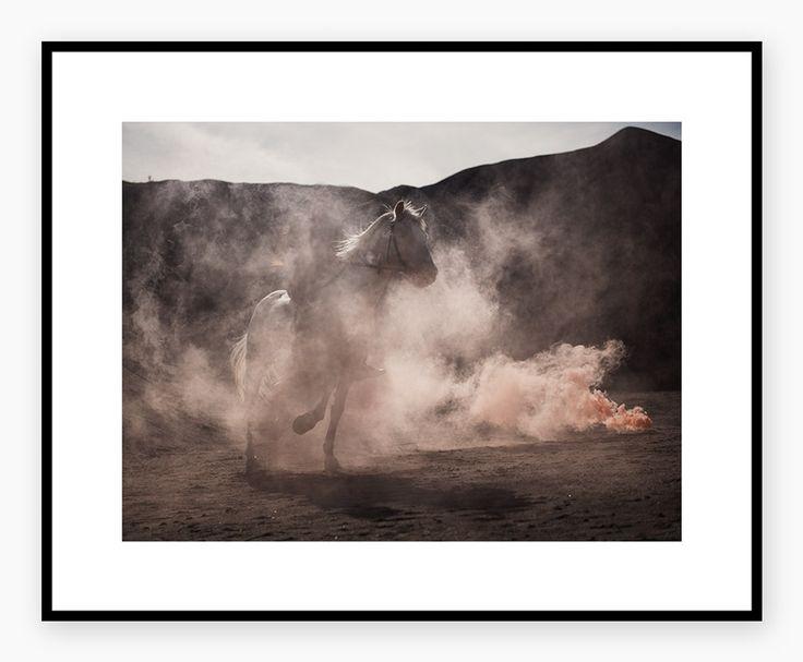 HELJE POLAROIDS - Mountain Ride #heljepolaroids #mointainride #horse #poserprint #posters