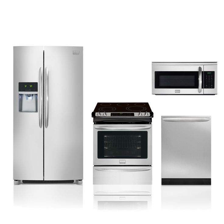 Buy Frigidaire FGHC2331PF FGES3065PF FGID2466QF FGMV175QF Kitchen Appliance  Packages Online | Trusted Since Part 72