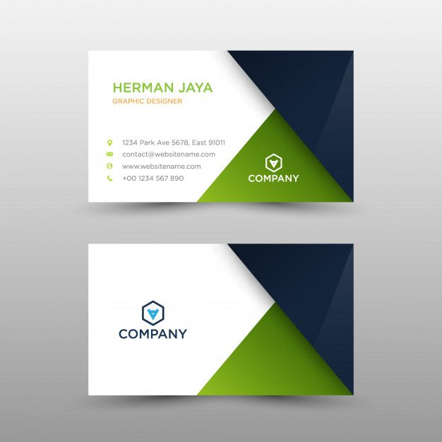 Bussines Card Template Business Cards Layout Cards Free