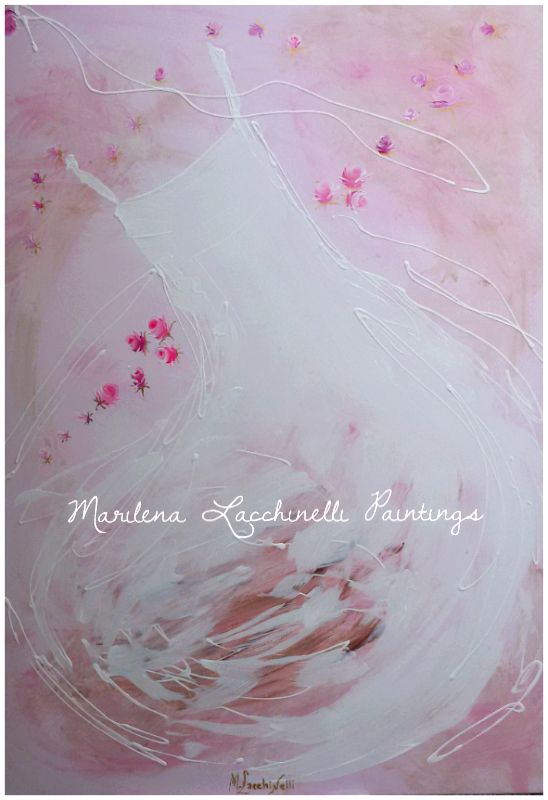 Lovely Tutù by Marilena Lacchinelli Paintings § Italy