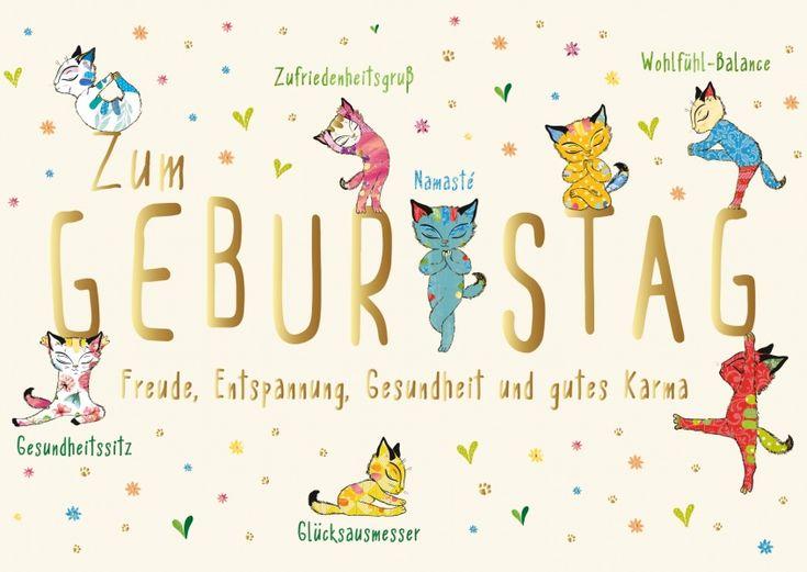 Gutsch Verlag - zum Geburtstag   Geburtstagskarten ...