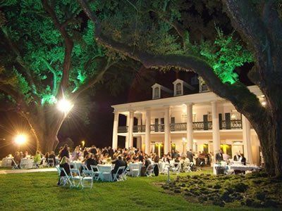 Oak Alley Plantation New Orleans Wedding Venue Vacherie Louisiana ...