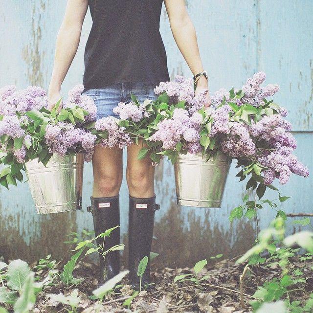 I want Hunter Boots <3