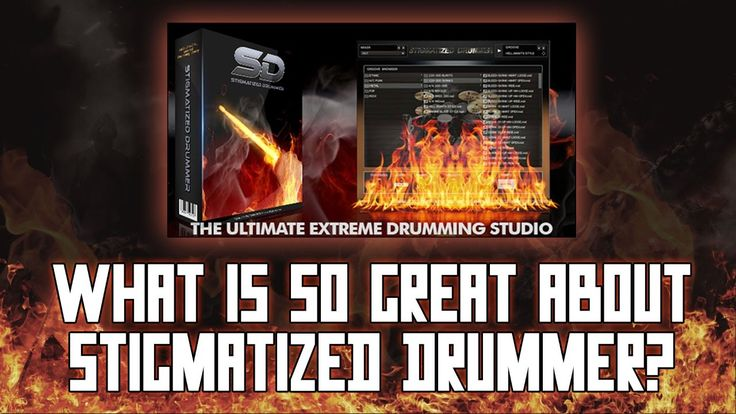 Stigmatized Drummer Review – Is This Ultimate Metal Drumming Studio A Gu...